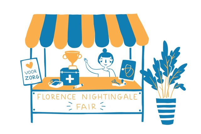 Florence Nightingale Fair - © Verpleegkundige Congressen