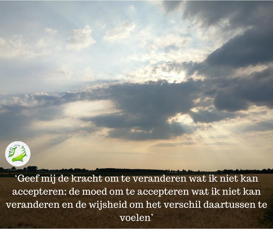 Geef mij de kracht - © Cees van der Boom